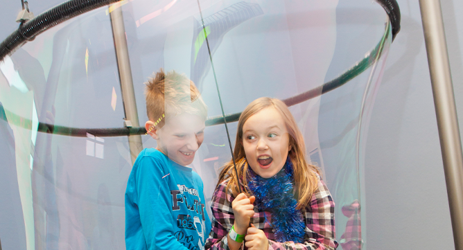 interactive Discovery Centre